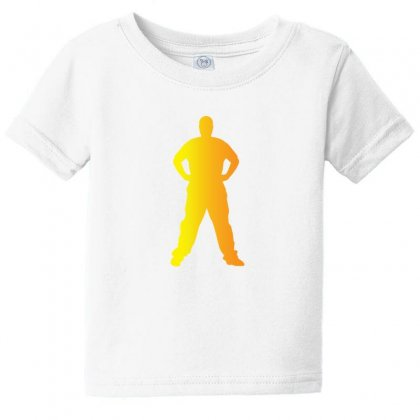 Old Man Baby Tee Designed By Haider0812