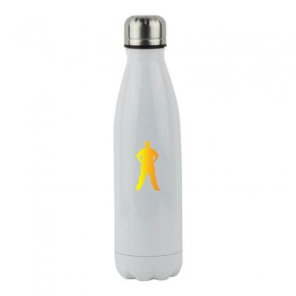 Old Man Stainless Steel Water Bottle Designed By Haider0812