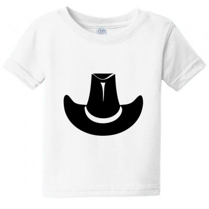 Cowboy Hat Baby Tee Designed By Acoy