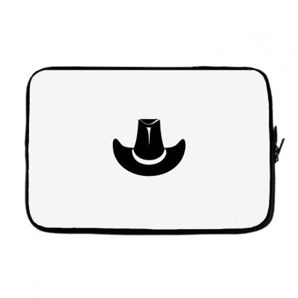 Cowboy Hat Laptop Sleeve Designed By Acoy