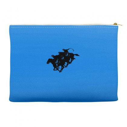 Cowboy Horse Racing Accessory Pouches Designed By Acoy