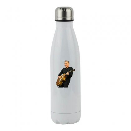 Performance With Bryan Adams Stainless Steel Water Bottle Designed By Cahayadianirawan