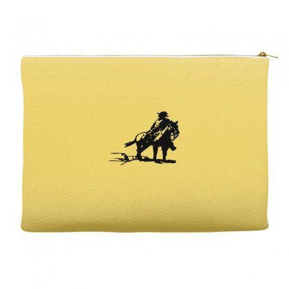 Cowboy Style On A Horse Accessory Pouches Designed By Acoy