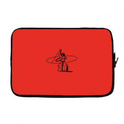 Cowboy Style Laptop Sleeve Designed By Acoy