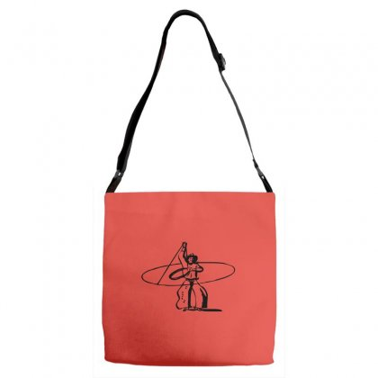 Cowboy Style Adjustable Strap Totes Designed By Acoy