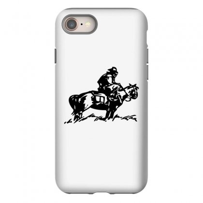 Cowboy Trip Iphone 8 Case Designed By Acoy