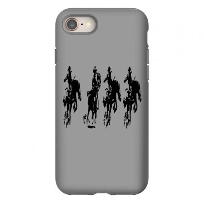 Horse Race Iphone 8 Case Designed By Acoy