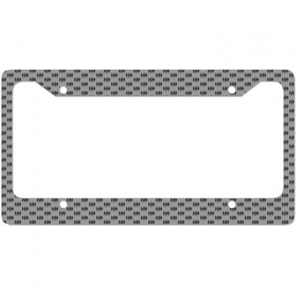 Horse Race License Plate Frame Designed By Acoy