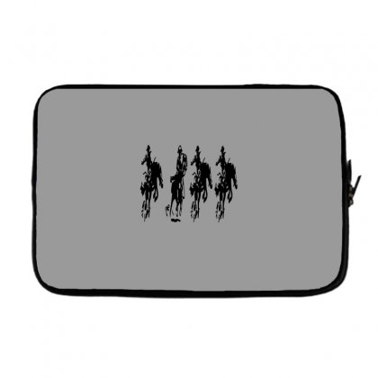 Horse Race Laptop Sleeve Designed By Acoy