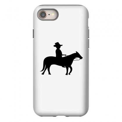 Little Cowboy Iphone 8 Case Designed By Acoy