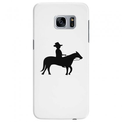 Little Cowboy Samsung Galaxy S7 Edge Case Designed By Acoy