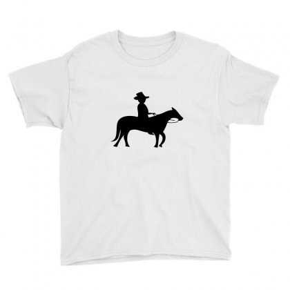 Little Cowboy Youth Tee Designed By Acoy