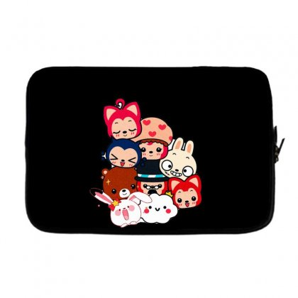 Picture Cartoon Laptop Sleeve Designed By Nouran