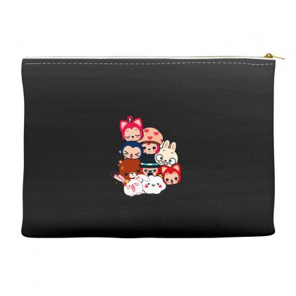 Picture Cartoon Accessory Pouches Designed By Nouran