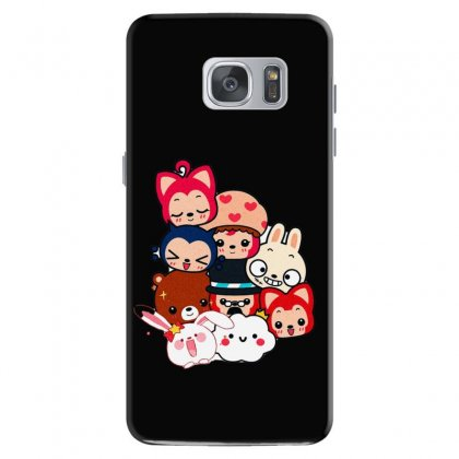 Picture Cartoon Samsung Galaxy S7 Case Designed By Nouran