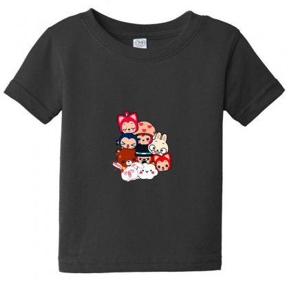 Picture Cartoon Baby Tee Designed By Nouran