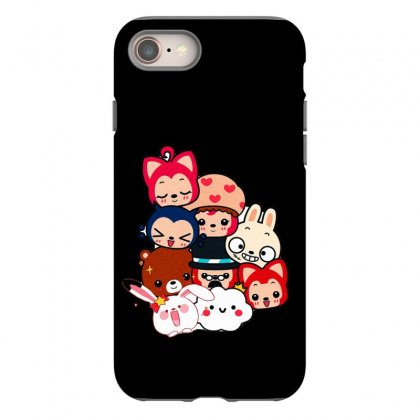 Picture Cartoon Iphone 8 Case Designed By Nouran