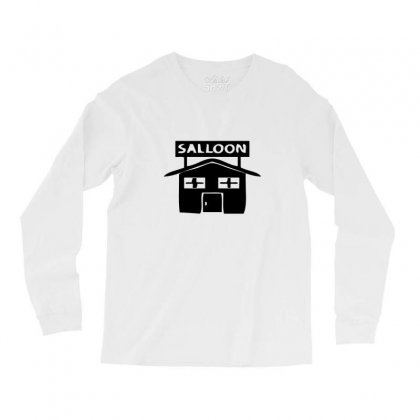 Salloon Long Sleeve Shirts Designed By Acoy