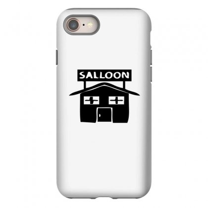 Salloon Iphone 8 Case Designed By Acoy