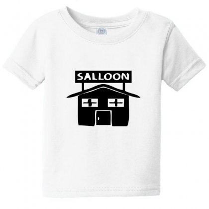 Salloon Baby Tee Designed By Acoy