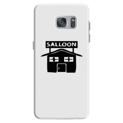 Salloon Samsung Galaxy S7 Case Designed By Acoy