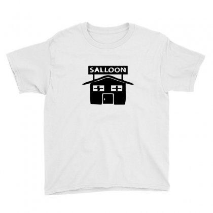 Salloon Youth Tee Designed By Acoy