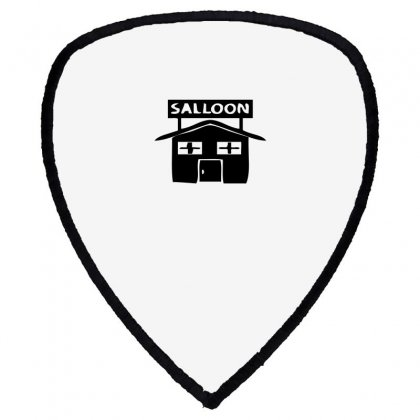 Salloon Shield S Patch Designed By Acoy