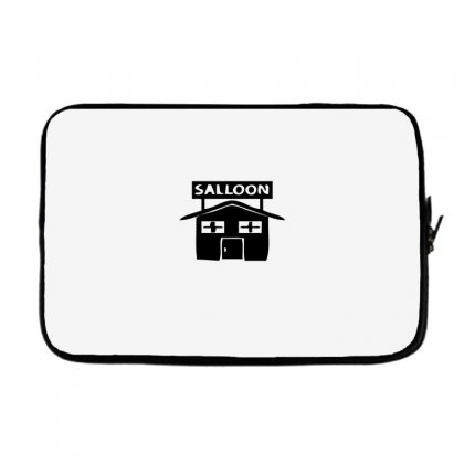 Salloon Laptop Sleeve Designed By Acoy
