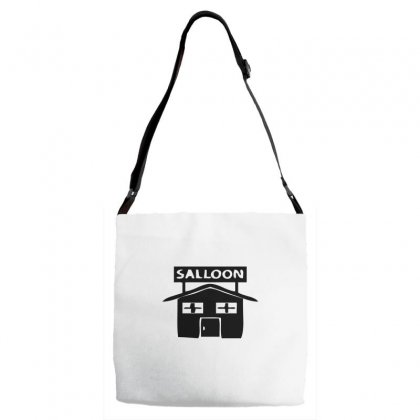 Salloon Adjustable Strap Totes Designed By Acoy