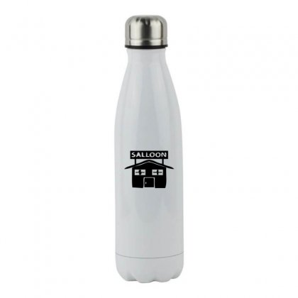 Salloon Stainless Steel Water Bottle Designed By Acoy