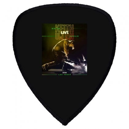 Live Keith Urban Concert At Las Vegas Shield S Patch Designed By Cahayadianirawan