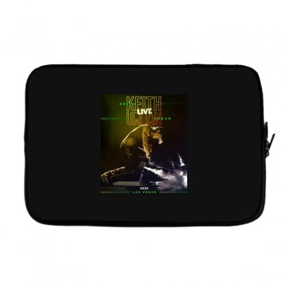 Live Keith Urban Concert At Las Vegas Laptop Sleeve Designed By Cahayadianirawan
