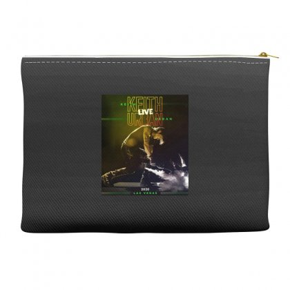 Live Keith Urban Concert At Las Vegas Accessory Pouches Designed By Cahayadianirawan