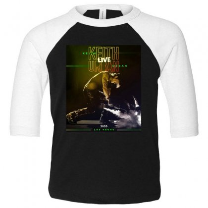 Live Keith Urban Concert At Las Vegas Toddler 3/4 Sleeve Tee Designed By Cahayadianirawan