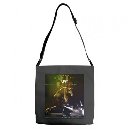 Live Keith Urban Concert At Las Vegas Adjustable Strap Totes Designed By Cahayadianirawan