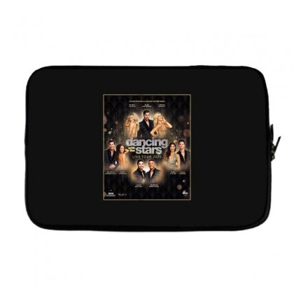 Dancing With The Stars Laptop Sleeve Designed By Cahayadianirawan