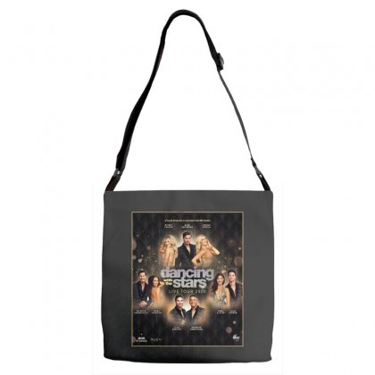 Dancing With The Stars Adjustable Strap Totes Designed By Cahayadianirawan
