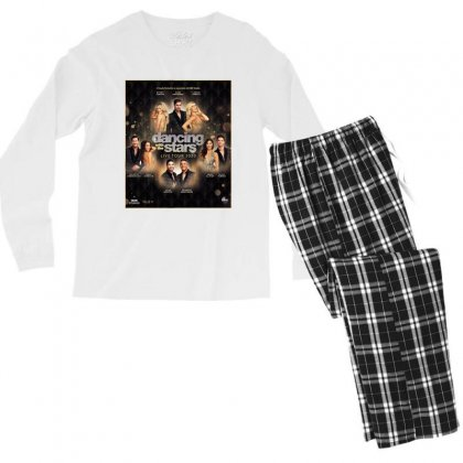 Dancing With The Stars Men's Long Sleeve Pajama Set Designed By Cahayadianirawan