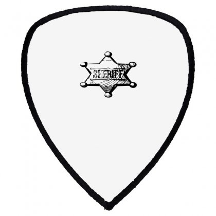 Sheriff Shield S Patch Designed By Acoy