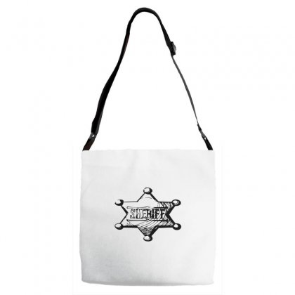 Sheriff Adjustable Strap Totes Designed By Acoy