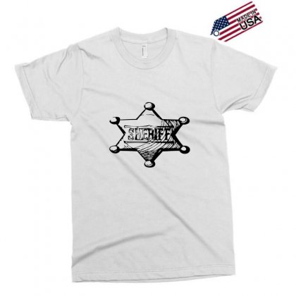 Sheriff Exclusive T-shirt Designed By Acoy