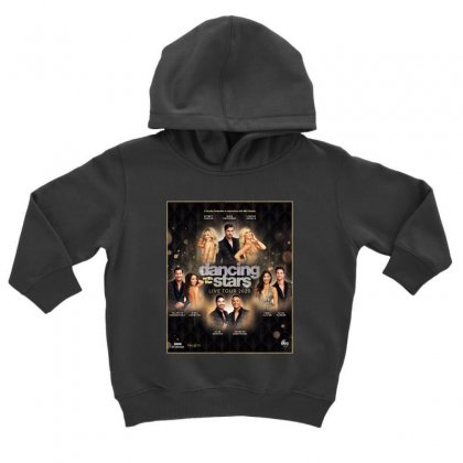 Dancing With The Stars Toddler Hoodie Designed By Cahayadianirawan
