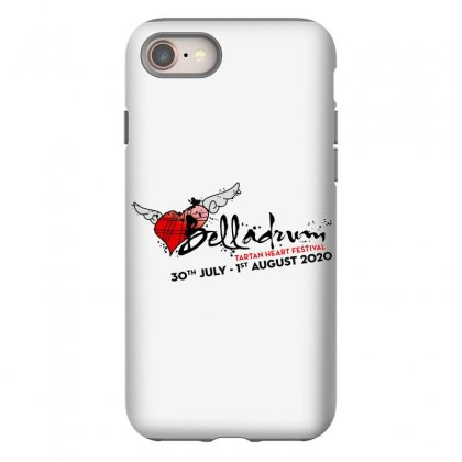 Belladrum Tartan Heart Festival Iphone 8 Case Designed By Cahayadianirawan
