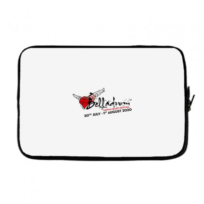 Belladrum Tartan Heart Festival Laptop Sleeve Designed By Cahayadianirawan