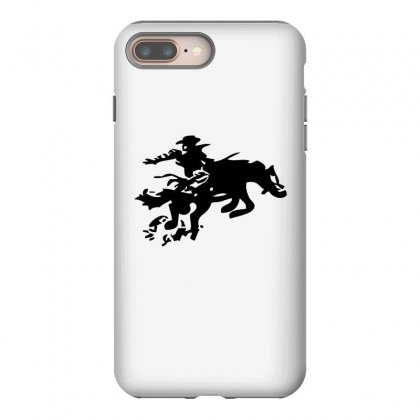 Stabbed Cowboy Iphone 8 Plus Case Designed By Acoy