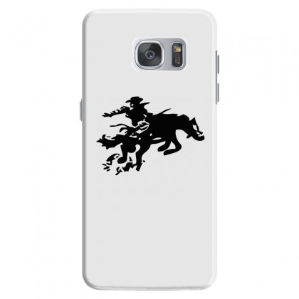 Stabbed Cowboy Samsung Galaxy S7 Case Designed By Acoy