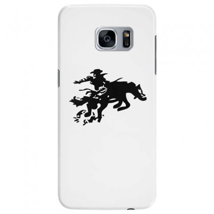 Stabbed Cowboy Samsung Galaxy S7 Edge Case Designed By Acoy