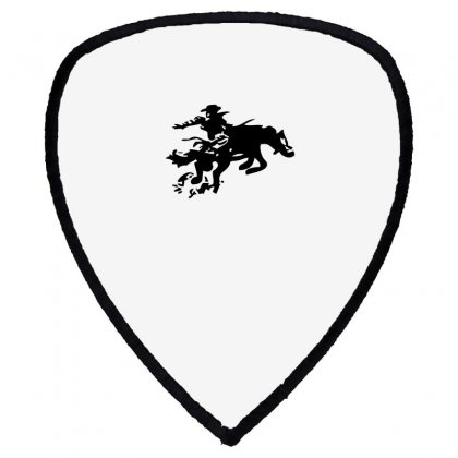 Stabbed Cowboy Shield S Patch Designed By Acoy