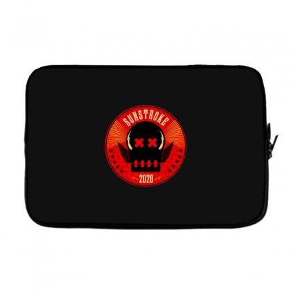 Sunstroke Laptop Sleeve Designed By Cahayadianirawan