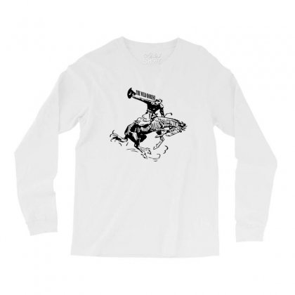 The Wild Horse Long Sleeve Shirts Designed By Acoy